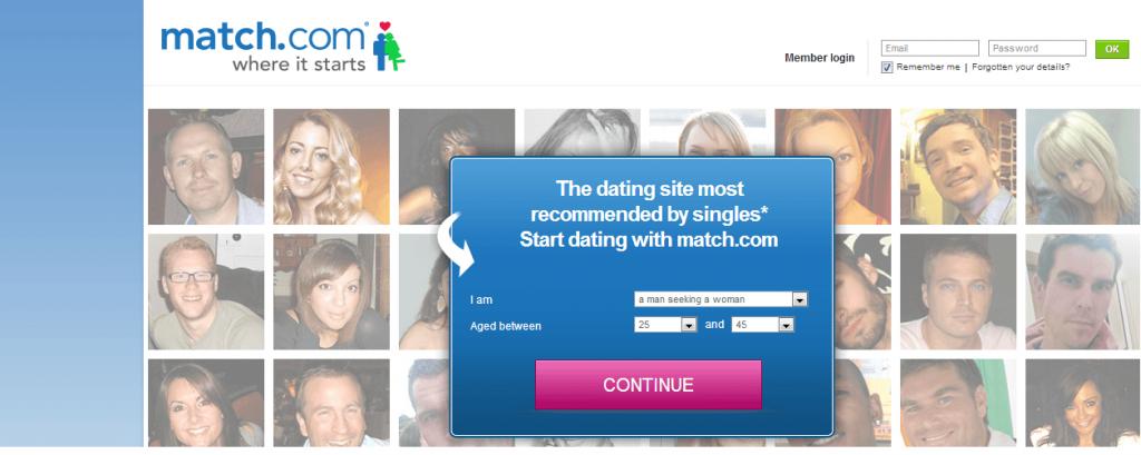 match com desktop site