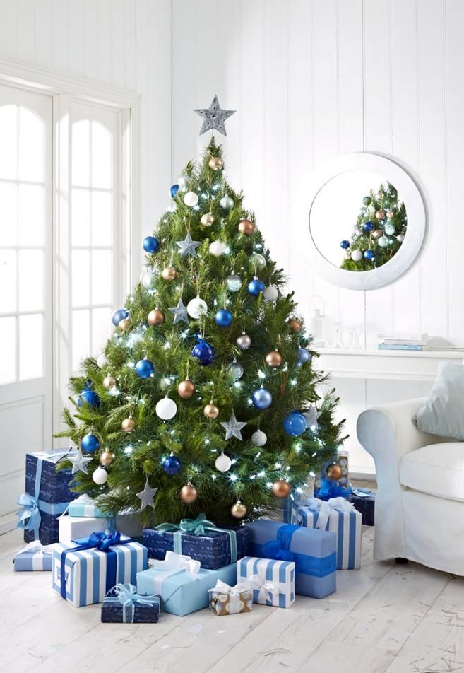 beads flow Christmas Tree